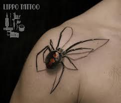 optical illusion tattoo 3d tattoo ideas 1