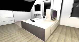 tv dans chambre avis faisabilité d un espace baignoire tv chambre parentale 4 messages