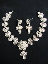necklace sets radha jewellers cuttack silver filigree shop