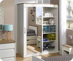 armoire chambre portes coulissantes contemporaine 2 portes coulissantes avec miroirs armoire