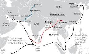 Kunming China Map by Can China Sri Lanka Mend Ties With Maithripala Sirisena U0027s Visit