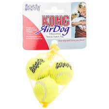 kong air tennis balls x small 4cm size bulk options small