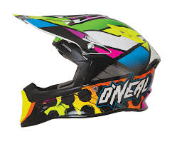 girls motocross helmet o u0027neal 10 series helmet