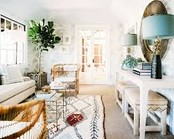 Coco Kelley One Room Inspiration Vintage Eclectic Meets Beach Bungalow