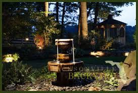 Landscape Lighting Jacksonville Fl Jacksonville Backyard Hardscapes Landscapes Ecoscapes