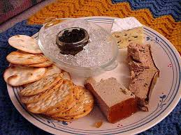 file thanksgiving brie caviar duck pate jpg wikimedia commons