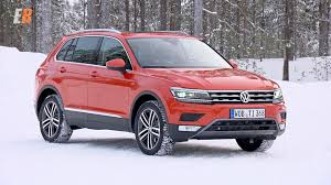 volkswagen tiguan 2018 interior 2018 volkswagen tiguan north american version first impressions