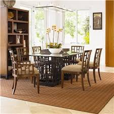 tommy bahama dining table ocean club 536 by tommy bahama home baer s furniture tommy