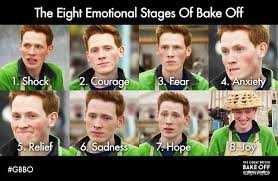 Andrew Meme - british bake off on twitter andrew s face sums up the emotional