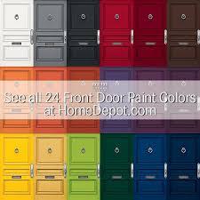 Exterior Door Paint Ideas Front Door Paint Colors Front Doors Home Depot Vnboy Info