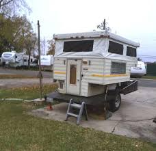 Camper For Truck Bed Camping In A Truck Camper Without Owning A Truck Can It Be Done