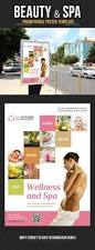 spa and salon one page bootstrap template web design open
