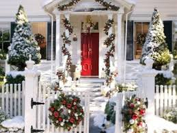 Outdoor Christmas Decorations Pictures by 95 Amazing Outdoor Christmas Decorations Digsdigs