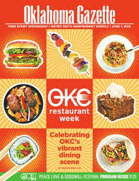d inition cuisine am ag okc restaurant week by okgazette issuu