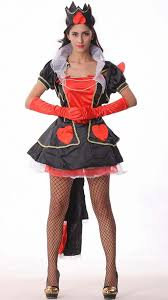 online get cheap black heart queen halloween costume aliexpress