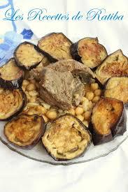 cuisine de ratiba mderbel ragoût d aubergine recette algérienne