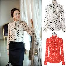 bow tie blouse plus size 26 amazing womens polka dot blouse sobatapk com