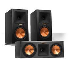 premier speakers bureau klipsch rp160m reference premiere monitor speaker pair w rp250c