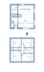 orientation lit chambre orientation du lit dans une chambre 9 avis plan maison 110m2