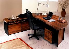 Office Desk With Cabinets Modern Office Furniture Desk Crafts Home Voicesofimani