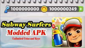 subway surfers modded apk subway surfers mod apk free moded apk