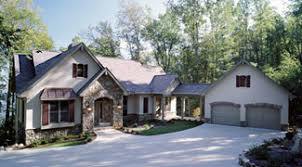 house plan with detached garage photo tour donald a gardner architects inc the sable ridge