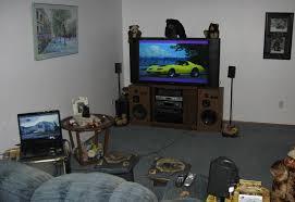 living room computer living room computer setup nakicphotography
