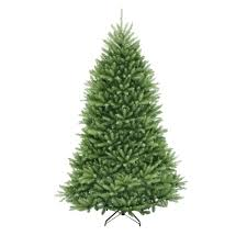 artificial christmas tree 7 5 ft unlit dunhill fir artificial christmas tree duh3 75 the
