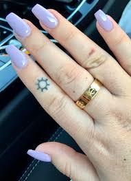 purple tapered square nails u0026 cartier nailzzz pinterest