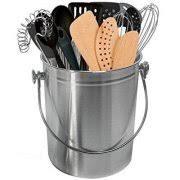 kitchen utensil canister kitchen utensil holders