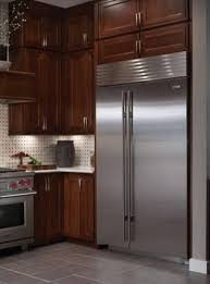 built in refrigerator cabinet various types built in refrigerators to make your kitchen seem