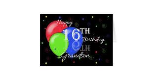 happy 16th birthday greeting cards zazzle