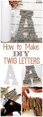 best 25 wall lettering ideas on pinterest blackboard wall 41 amazing diy architectural letters for your walls