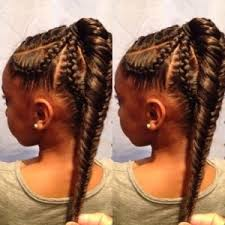 braid hairstyles for black women with a little gray braids hairstyles for black women over 50 40 african american