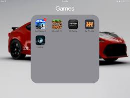 minecraft sports car downloaded nfs no limits on my ipad and it u0027s been like this for a