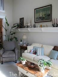modern cottage decor divine decor jackie s modern cottage living room the borrowed