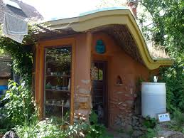Beautiful Brown Color Nuance Natural Orange Color Of The Exterior Design Of The Building Houses