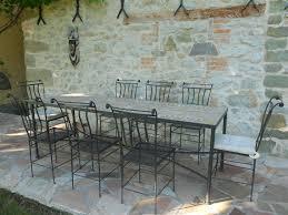 tavoli e sedie per esterno prezzi gallery of sedie in ferro battuto per interni ispirazione design