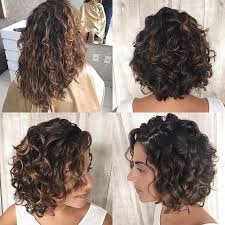 when was big perm hair popular best 25 short layered curly hair ideas on pinterest layered