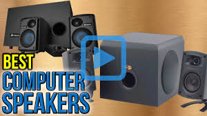 home theater systems top 10 top 10 computer speakers of 2017 video review