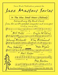 Count Basie Big Band Charts Count Basie Jazz Big Band Arrangements