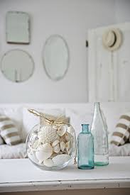 53 best breezy seaside cottage images on pinterest beach coastal decorating ideas style beach cottage decor beach cottage coastal style shells in fishbowl