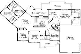 Mediterranean House Floor Plans Modern Mediterranean House Plans Mediterranean House Floor Plans