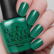 opi sandy hook green ideal opi green nail polish nail arts and