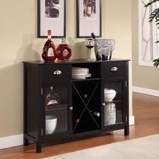 Dining Room Buffets Servers by Inroom Designs Buffet Server Wine Rack 201 67 Great Seller