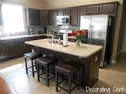 decorating cents kitchen cabinets revealed kitchen cabinets revealed