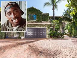 tupac shakur s six bedroom la mansion is up for sale over 20 years after his death rapper tupac shakur s six bedroom five bathroom los angeles mansion is on the market