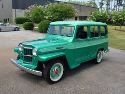 1960 jeep wagoneer the willys jeep station wagon manufactured by willys overland
