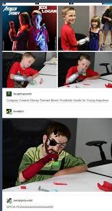 Metal Gear Solid Meme - a weapon to surpass metal gear
