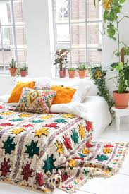 bedding set glorious bohemian bed sets uk unusual bohemian style